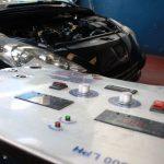 máquina descarbonizadora