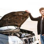 mantenimiento del vehículo