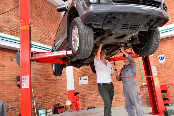 reparaciones de coches