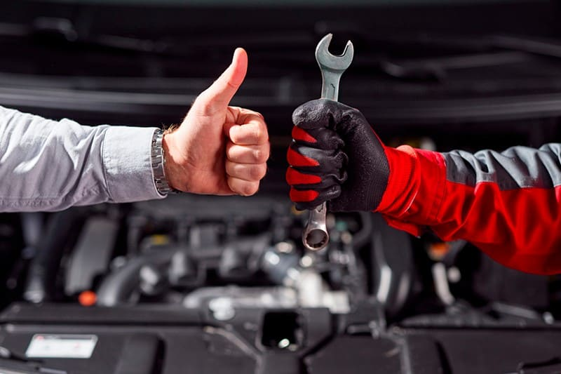 Revisiones periódicas de tu coche